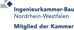 Mitglied der Ingenieurkammer-Bau Nordrhein-Westfalen