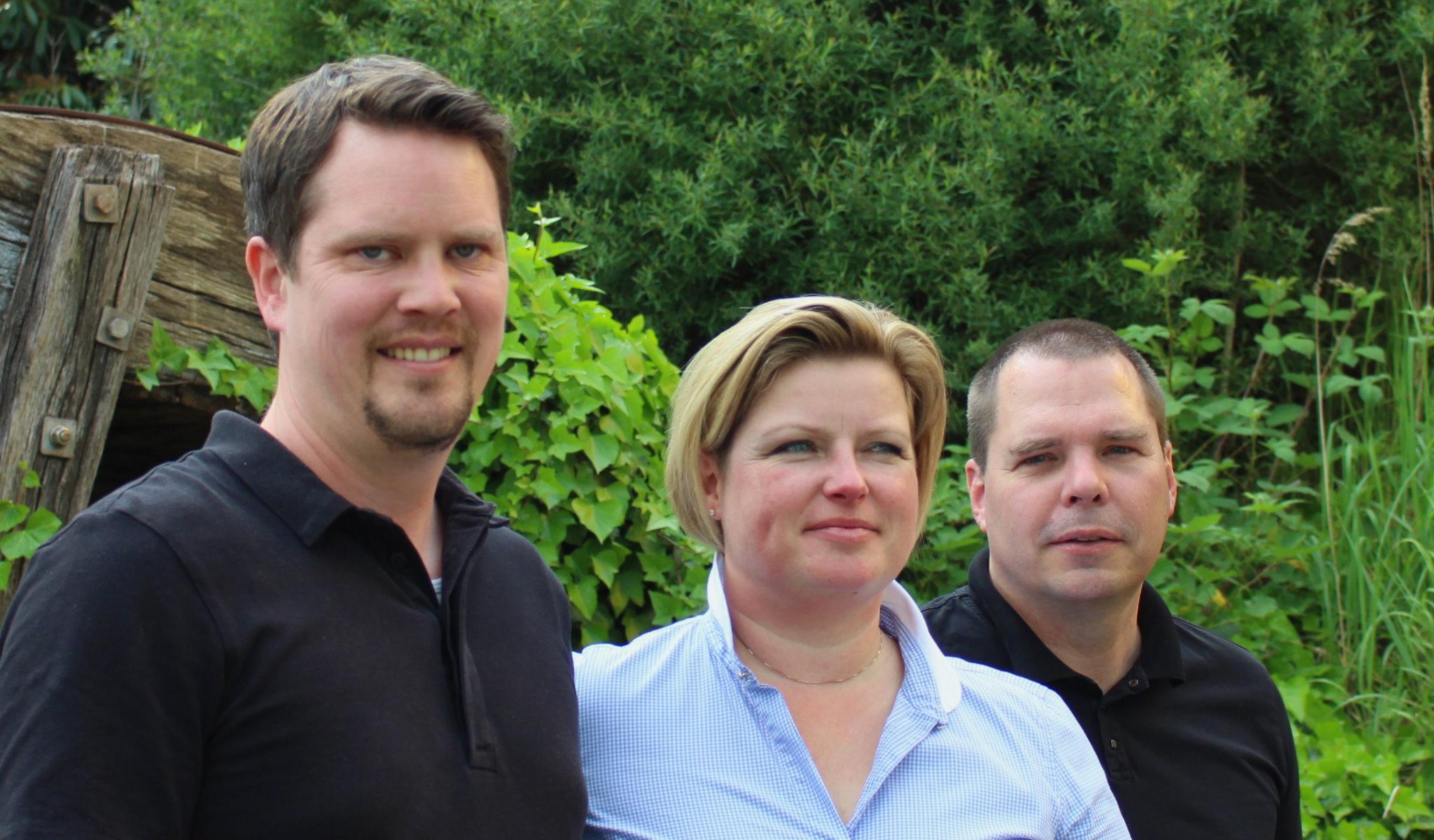 Das Team - Das INGenieurHaus - Dirk Witte - Kirsten Keller - Frank Borgert
