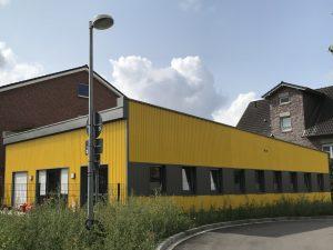 Erstellung eines Flucht- und Rettungsplanes für eine Kindertagesstätte